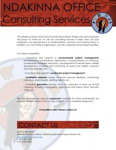 Offre de services-conseils_Bureau du Ndakinna_ENG