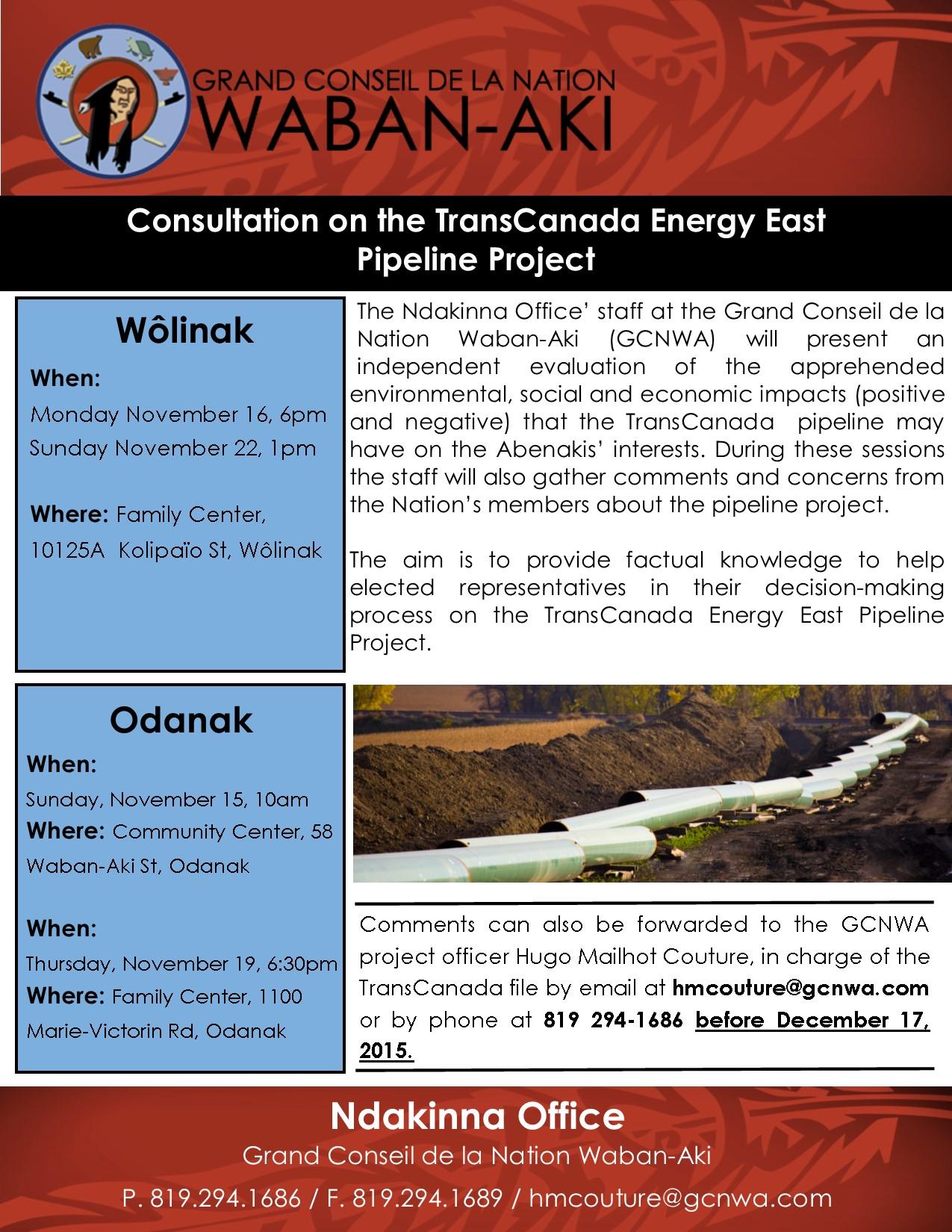 Consultation_Oléoduc ÉnergieEst_ENG