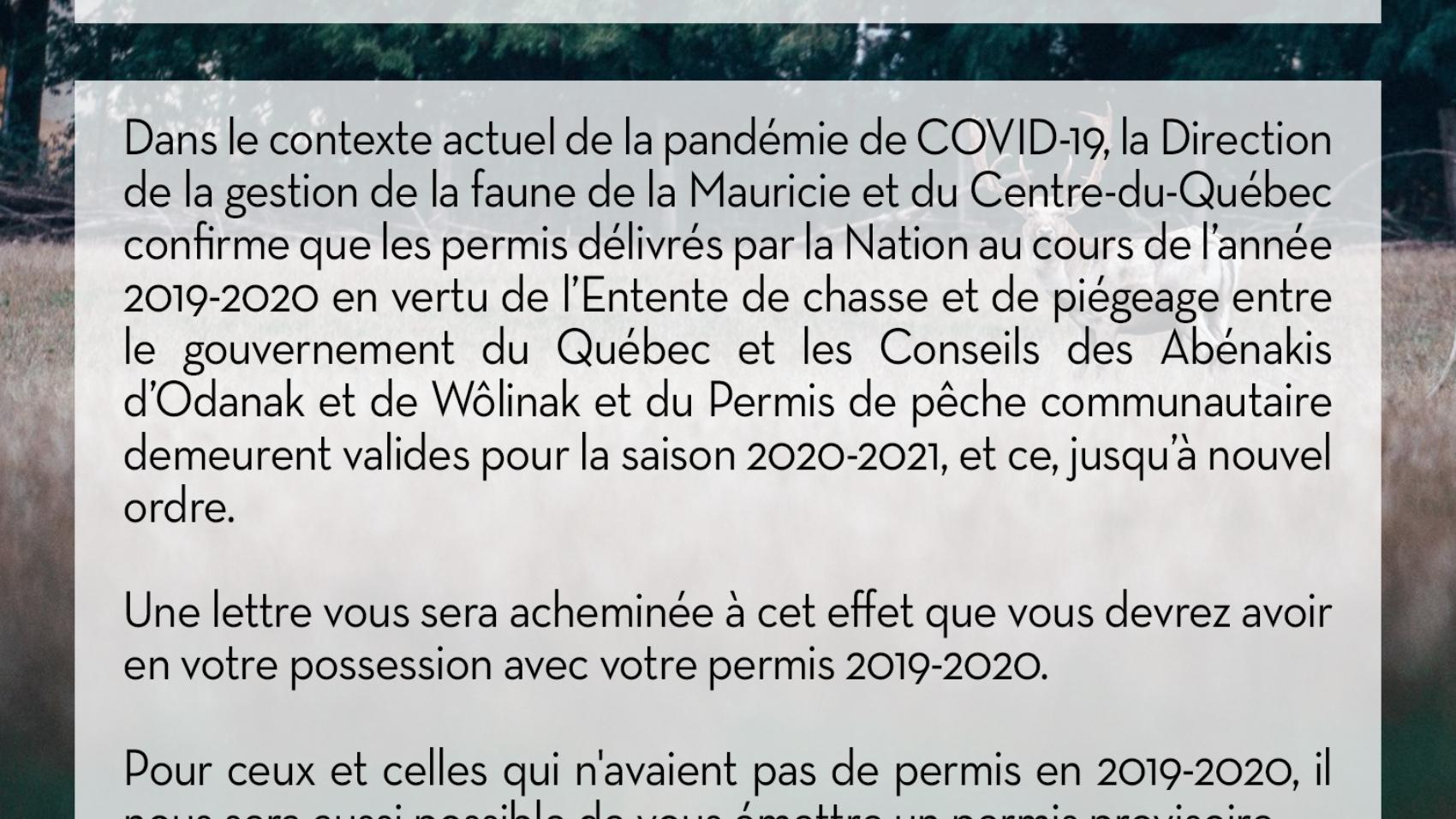 GCNWA_Permis-de-chasse-et-pêche