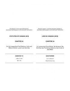 APERÇU_Projet de loi (C-92) Sanction Royale-1